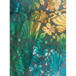 Floral Brasso Fabric