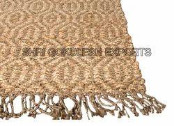 SGE长方形大麻地毯