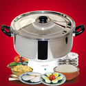 Electric Steam Cooker