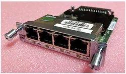 Cisco EHWIC-4ESG  Enhanced High-Speed WAN Interface Card 4 x 10/100/1000Base-T WAN