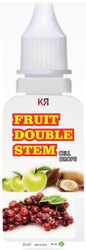 Fruit Double Stem Cell Drop