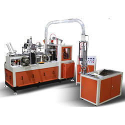 High Speed Cup Making Machine