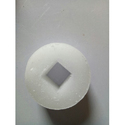 White Textile Wax Ring