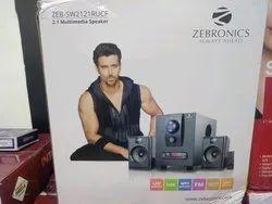 Zebronics 21 Multimedia Speaker
