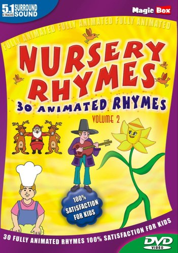 Dvd Nursery Rhymes Vol 2 At Rs 140