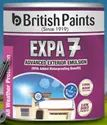 Berger High Gloss British Paints Expa 7 Advanced Exterior Emulsion 1 Ltr, Packaging Type: Bucket