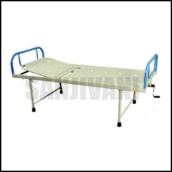 Standard Semi Fowler Bed