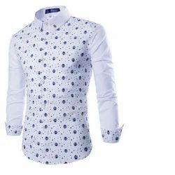 Casual Wear Printed Shirts