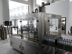 Water Bottle Filling Machine 40 Bpm