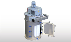Wamflo Flanged Round Dust Collectors