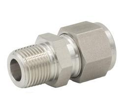 Stainless Steel NPT Tube Connector