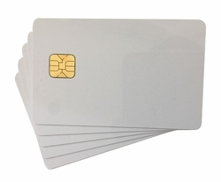 High Grade Inkjet Chip Card (High Grade)