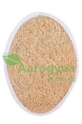 Natural Disposable Loofah Sponge