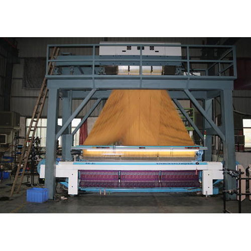 Stark Automatic Normal Speed Rapier Loom With Jacquard