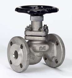 200 MM Cast Steel Piston Valves