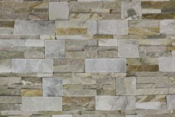 Stone Tech''s Oxford Yellow Slim Stone Stone Veneer