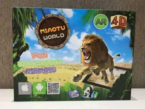Board Miaotu World-Kids Educational App Based Game