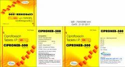 Ciproneb Tablet 500 Mg
