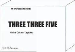 HERBAL CALCIUM CAPSULES