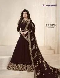 Aashirwad Pankh Fancy Gown