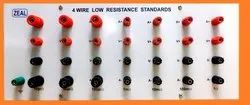 4 Wire Low Resistance Meter