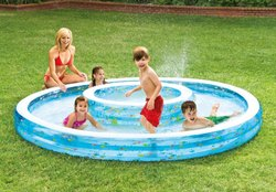 Intex Inflatable Family Well Swimming Pool