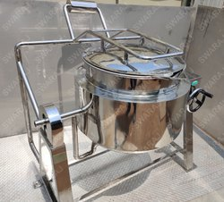 Swaraj Jacketed Steam Cooking System