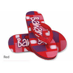 Red Man Slipper