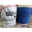 Blue Knitted Elastic Tape