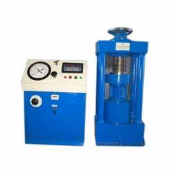 Pillar Type Compression Testing Machine