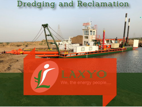 Dredging - Dredging Companies In India Laxyo Energy Service Provider