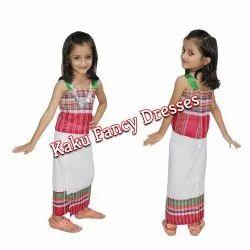 Mizoram Girl Costumes