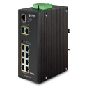 DIN-Rail L2 Ring Managed Gigabit PoE Switch IGS-10020HPT