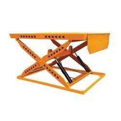 SS Scissor Lift Table