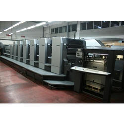 6 Color Offset Printing Service