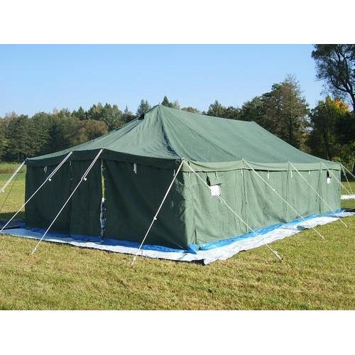 Canvas Military Tent Size 14x28 Square Feet  sc 1 st  IndiaMART & Canvas Military Tent Size: 14x28 Square Feet Rs 255 /square feet ...