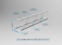 JT-X -Jumbo Truss (Extra Heavy Duty)