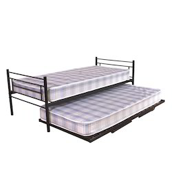Single Bed With Under Bed