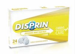 Disprin Cardio Care Tablet, Packaging Size: 24 Tablet