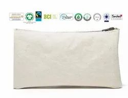 Grs Recycle Cotton Cosmetic Bag
