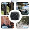 Safetynet WiFi 1080P Night Vision Motion Detection 5 Hours Continue Voice Recording Camera