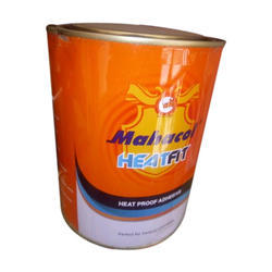 White Mahacol Heat Proof Adhesive, Pack Size: 5 Kg