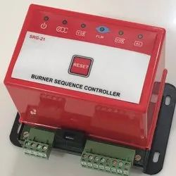 SRG 21 Gas Sequence Controller