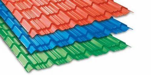 Durashine Tile Roofing And False Ceiling Tata Bluescope
