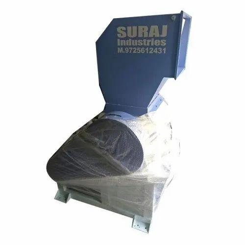 50 KG/HR Plastic Scrap Grinder Machine