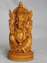 Sandalwood Decorative Statues
