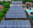 Rooftop Solar Panel Structure