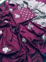 Lichi Silk With Zari Saree