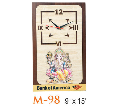 Wall Hanging Corporate Gifts With Clock