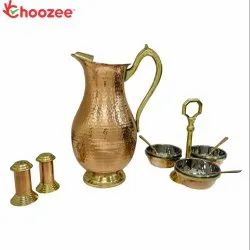 Choozee - Accessories for Copper & Stainless Steel Dinner Set